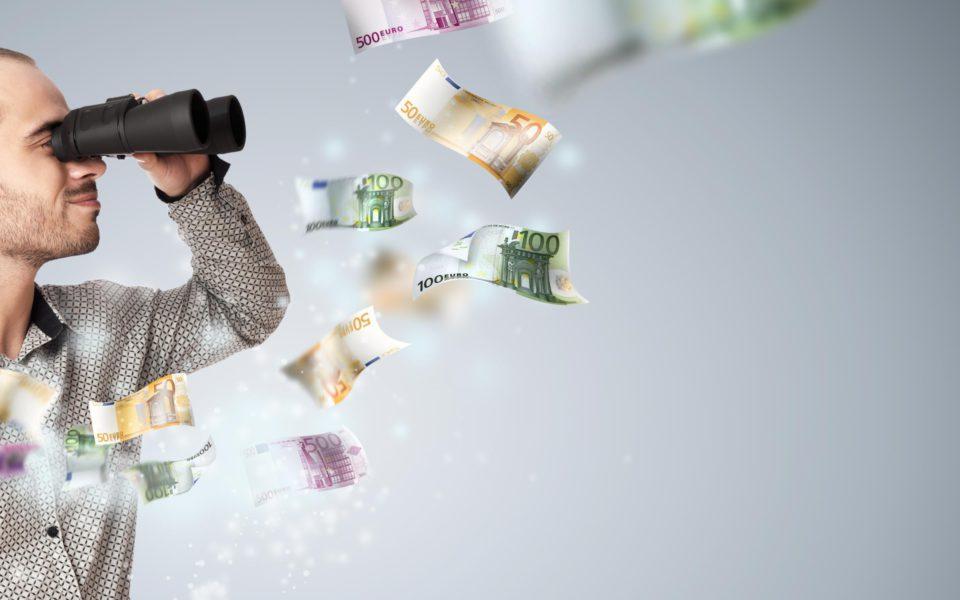 Das Geld liegt auf der Straße – und bleibt dort liegen!